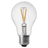 Shine LED-lampa Clear Rund