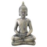 Sittande Buddha Prydnad Marmor