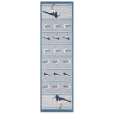 Sjöfågel Bordslöpare Multi