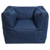 Sofa Sittpuff Jeansblå