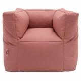 Sofa Sittpuff Rosa