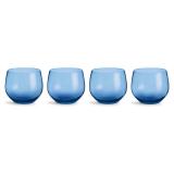 Spectra Dricksglas 4-Pack Blå