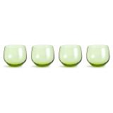 Spectra Dricksglas 4-Pack Grön