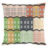 Arvidssons Textil Stad Kuddfodral Multi