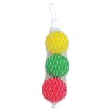 Strandtennisbollar 3-pack Multi
