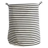Stripes Tvättpåse Svart