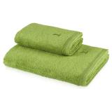 Superwuschel Handduk Grön