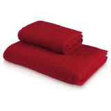 Superwuschel Handduk Röd