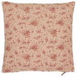 Sweet Flower Kuddfodral Röd