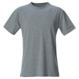 T-shirt Bambu Grå