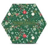Tea Light Delight Yankee Candle Presentset Jul Grön