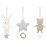 Teddy & Bunny Leksaker Babygym 3-Pack