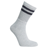 Tennissockar Grå 3-pack