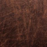 Topper Konstläder Mörkbrun