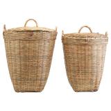 Meraki Tradition Korg med Lock 2-set Bambu