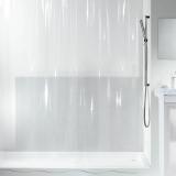 Spirella Transparent Duschdraperi