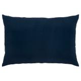 Tulum Kuddfodral Mörkblå 70x100