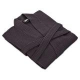 Våffelpiké Kimono Grå