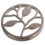 Vaslock Leaf Silver