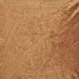 Velvet Sammetstyg Konjak