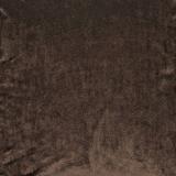 Velvet Sammetstyg Mörkbrun