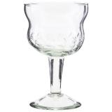 Vintage Rödvinsglas Klar
