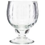 Vintage Vitvinsglas Klar
