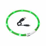 Visio Light Hundhalsband Grön