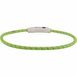 Visio Light Hundhalsband Nylon Grön