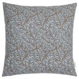 Willow Kuddfodral Grå/Vit 50x50 cm
