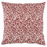 Willow Kuddfodral Röd 50x50 cm