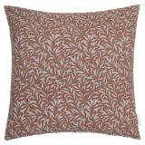 Willow Kuddfodral Rost/Vit 50x50 cm
