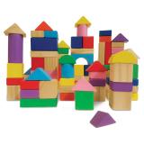 Woodlets Byggklossar Multi