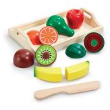Woodlets Leksaksmat Frukt