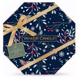 Yankee Candle Julkalender Blå