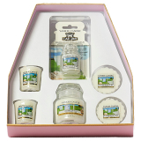 Yankee Candle Yankee Candle Presentset Clean Cotton