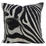 Zebra Kuddfodral Sammet