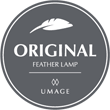 The original feather lamp
